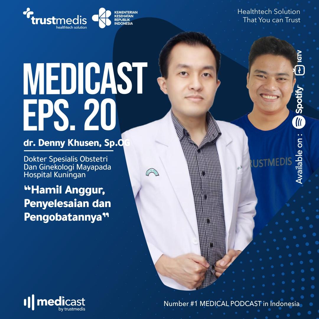 Medicast - 20 square