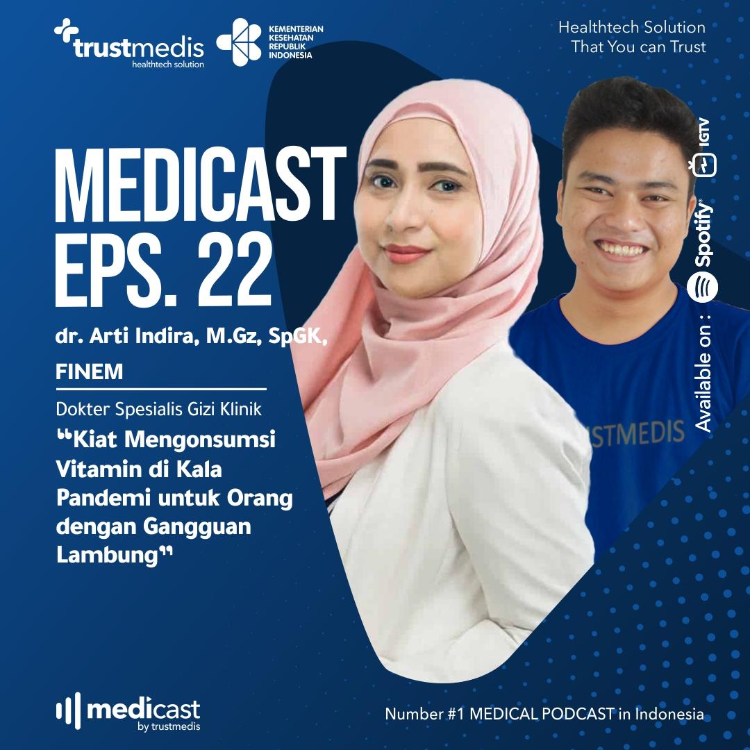 Medicast - 22 square